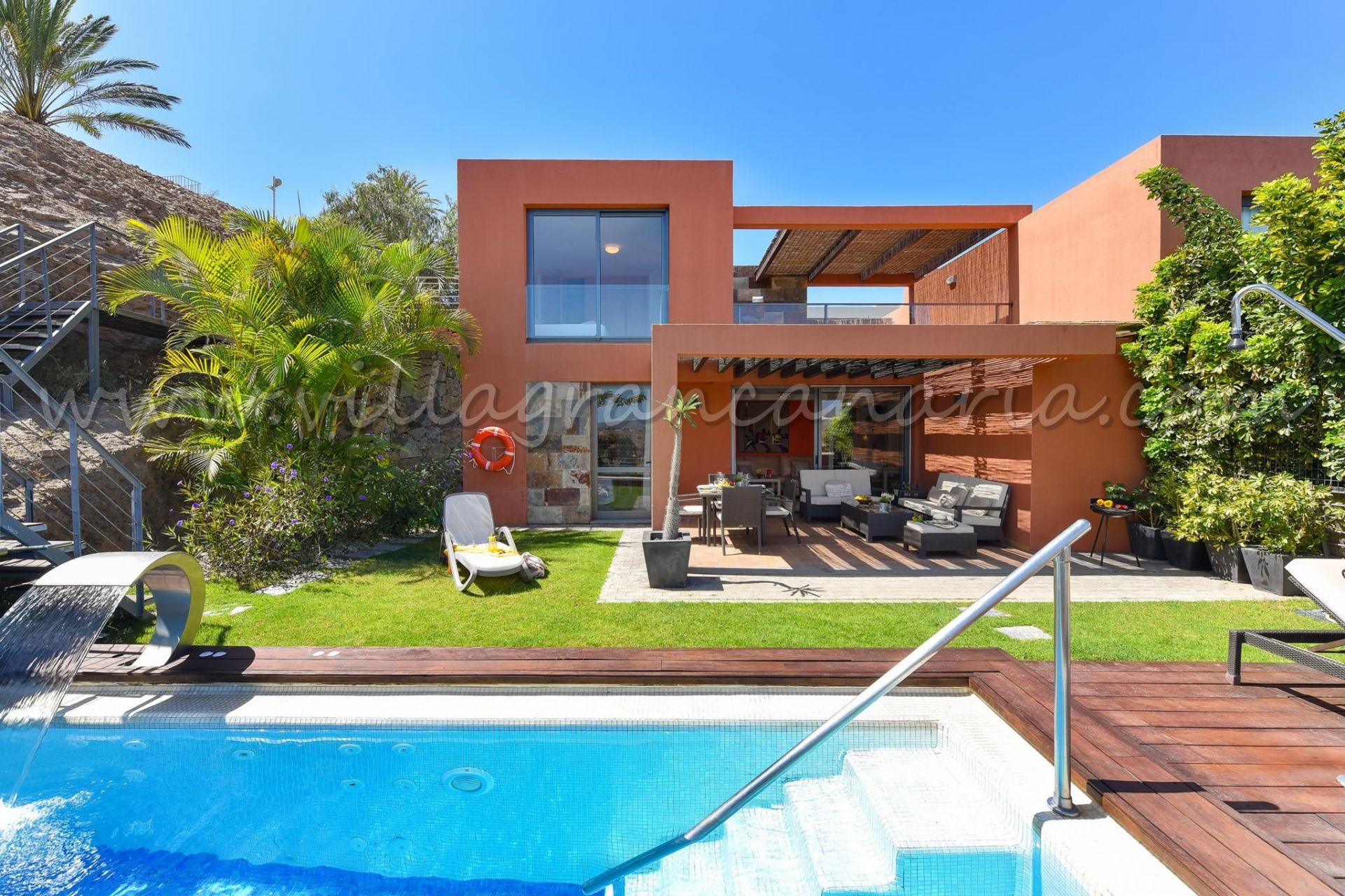 Salobre Golf Villas Villa Rental Gran Canaria 6