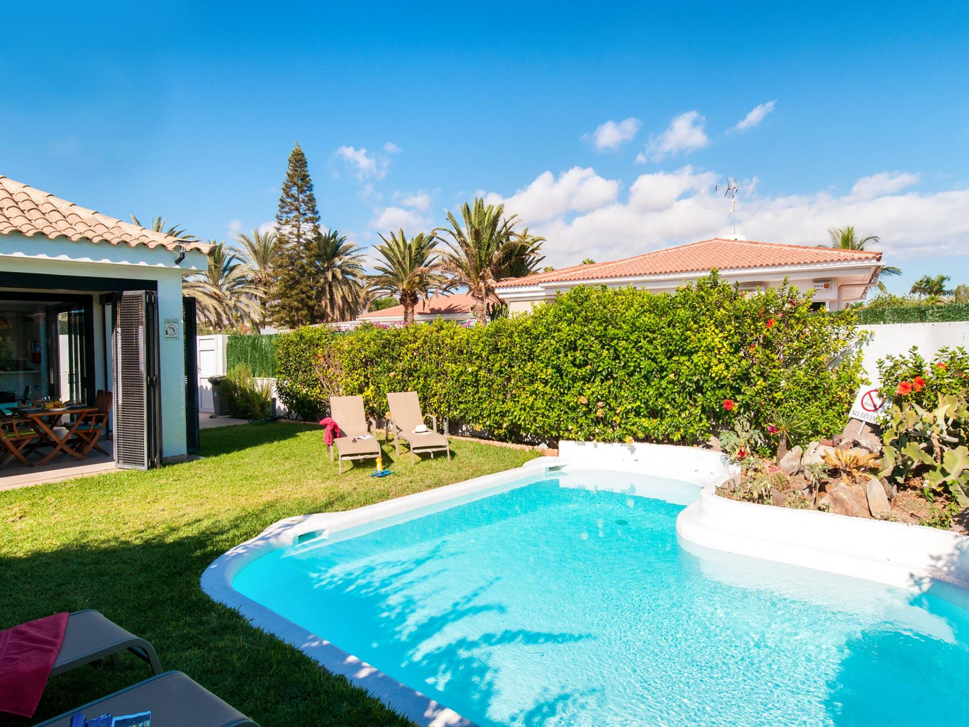 Holiday apartment Villa Maspalomas Golf  VIMA-4 (1119511), Maspalomas, Gran Canaria, Canary Islands, Spain, picture 2