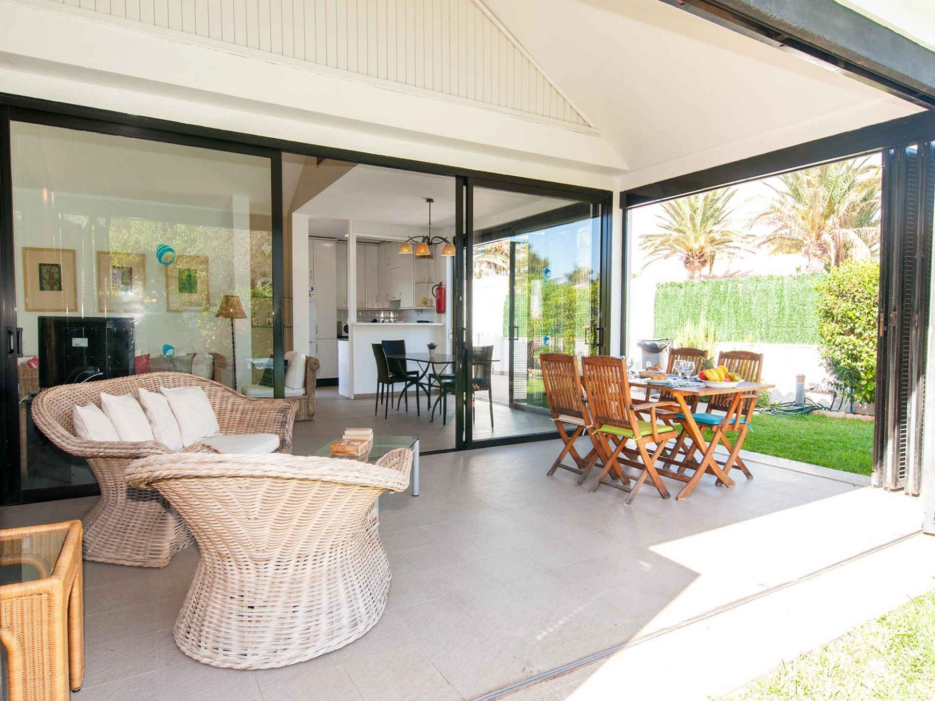 Holiday apartment Villa Maspalomas Golf  VIMA-4 (1119511), Maspalomas, Gran Canaria, Canary Islands, Spain, picture 4