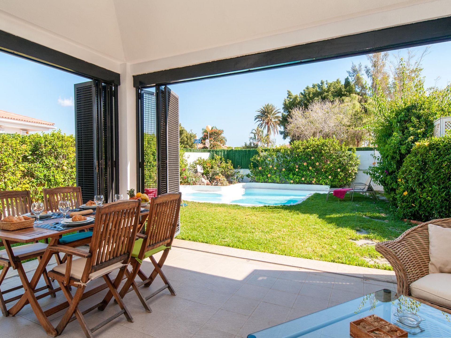Holiday apartment Villa Maspalomas Golf  VIMA-4 (1119511), Maspalomas, Gran Canaria, Canary Islands, Spain, picture 7