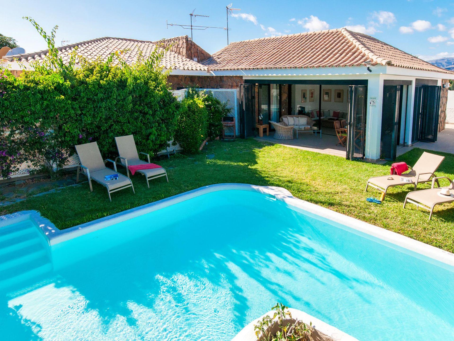 Holiday apartment Villa Maspalomas Golf  VIMA-4 (1119511), Maspalomas, Gran Canaria, Canary Islands, Spain, picture 1