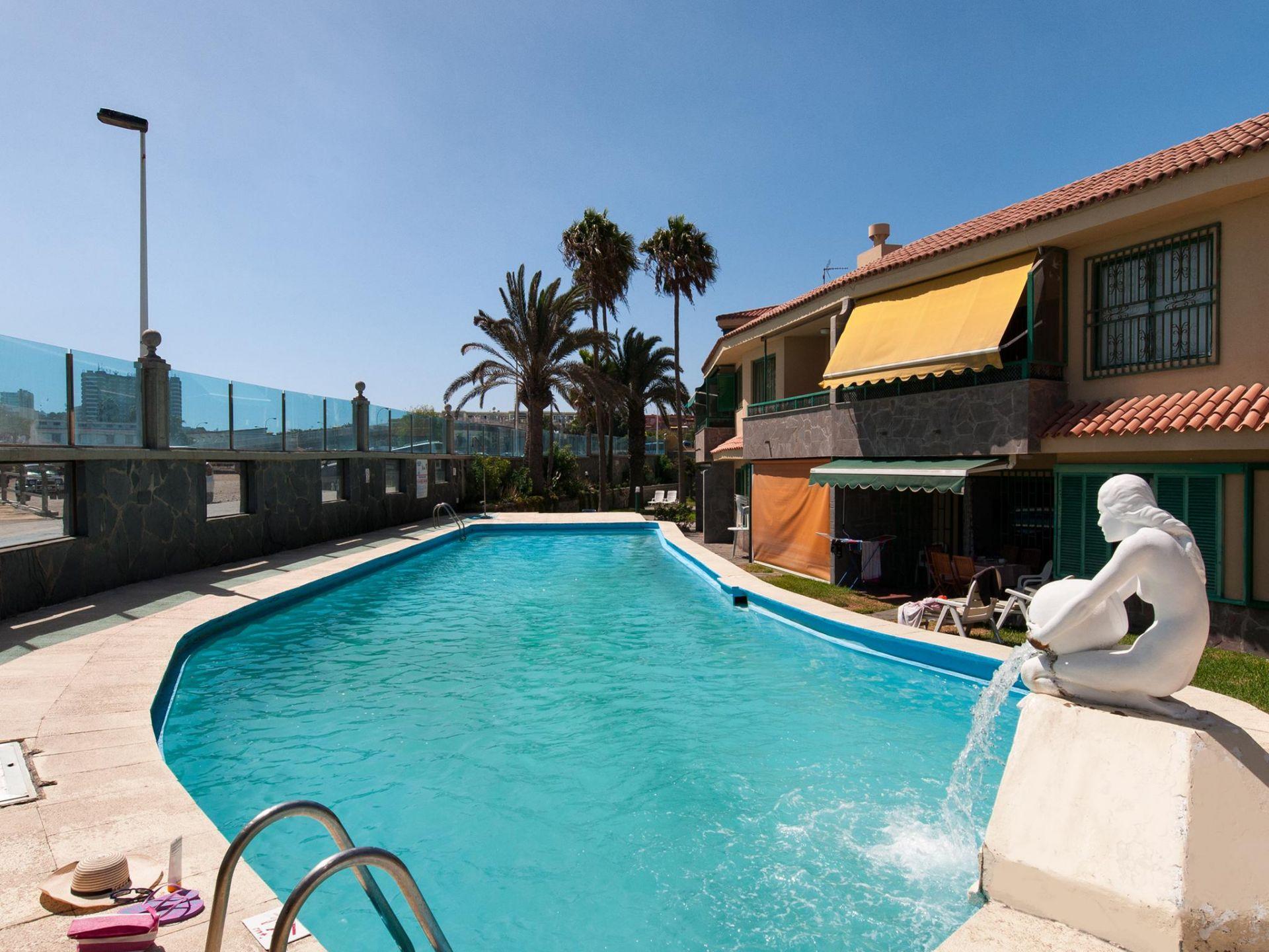 Holiday apartment Beach Front Apartment Las Burras Aquarius 9 (2003049), Maspalomas, Gran Canaria, Canary Islands, Spain, picture 3