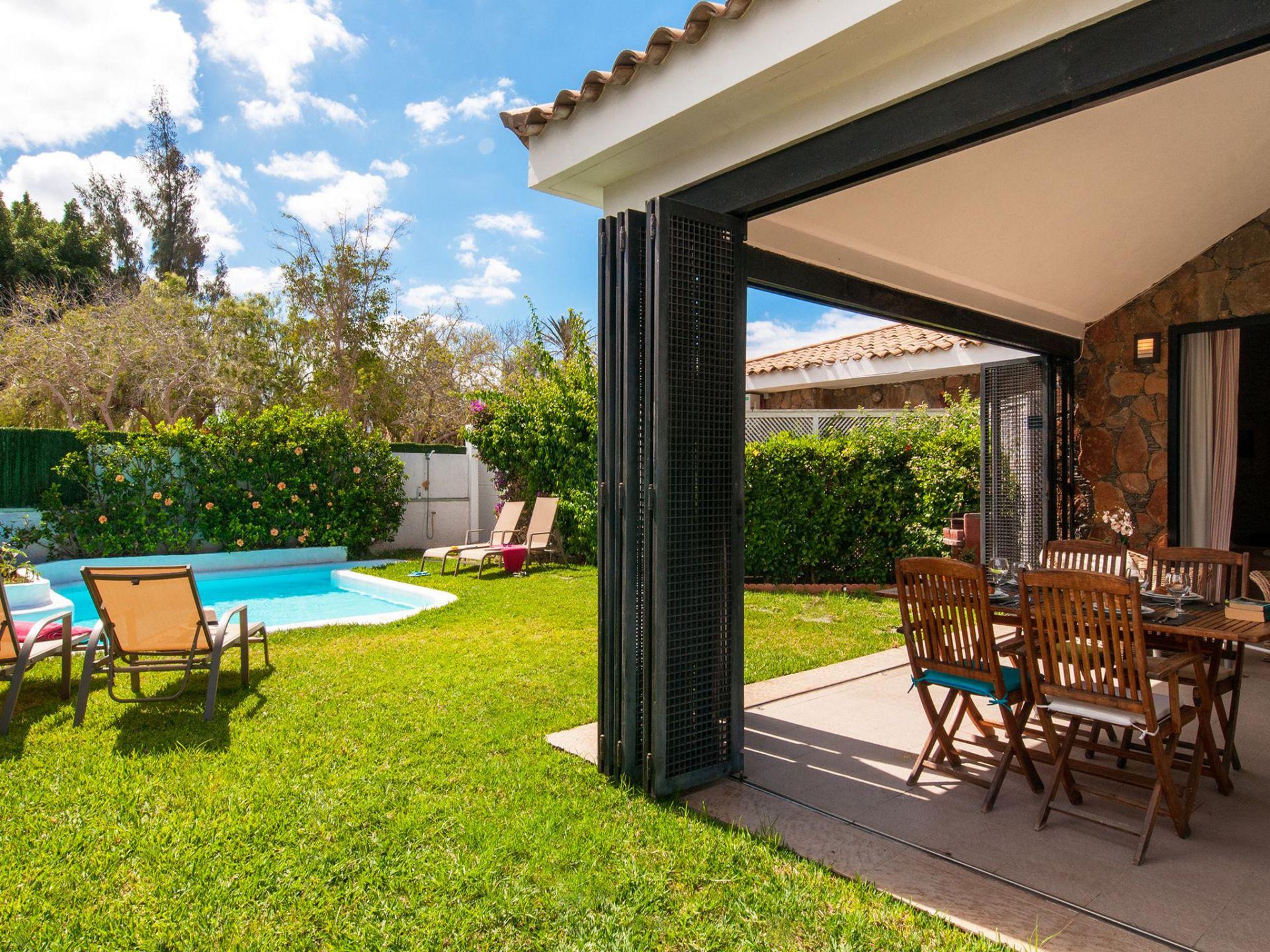 Holiday apartment Villa Maspalomas Golf  VIMA-4 (1119511), Maspalomas, Gran Canaria, Canary Islands, Spain, picture 8