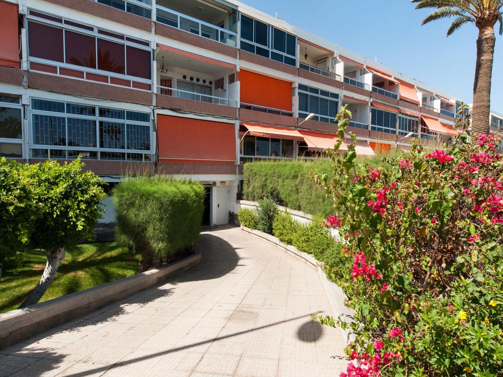 Holiday apartment Beach front Apartment Las Burras Aquarius 01 (2008267), Maspalomas, Gran Canaria, Canary Islands, Spain, picture 18