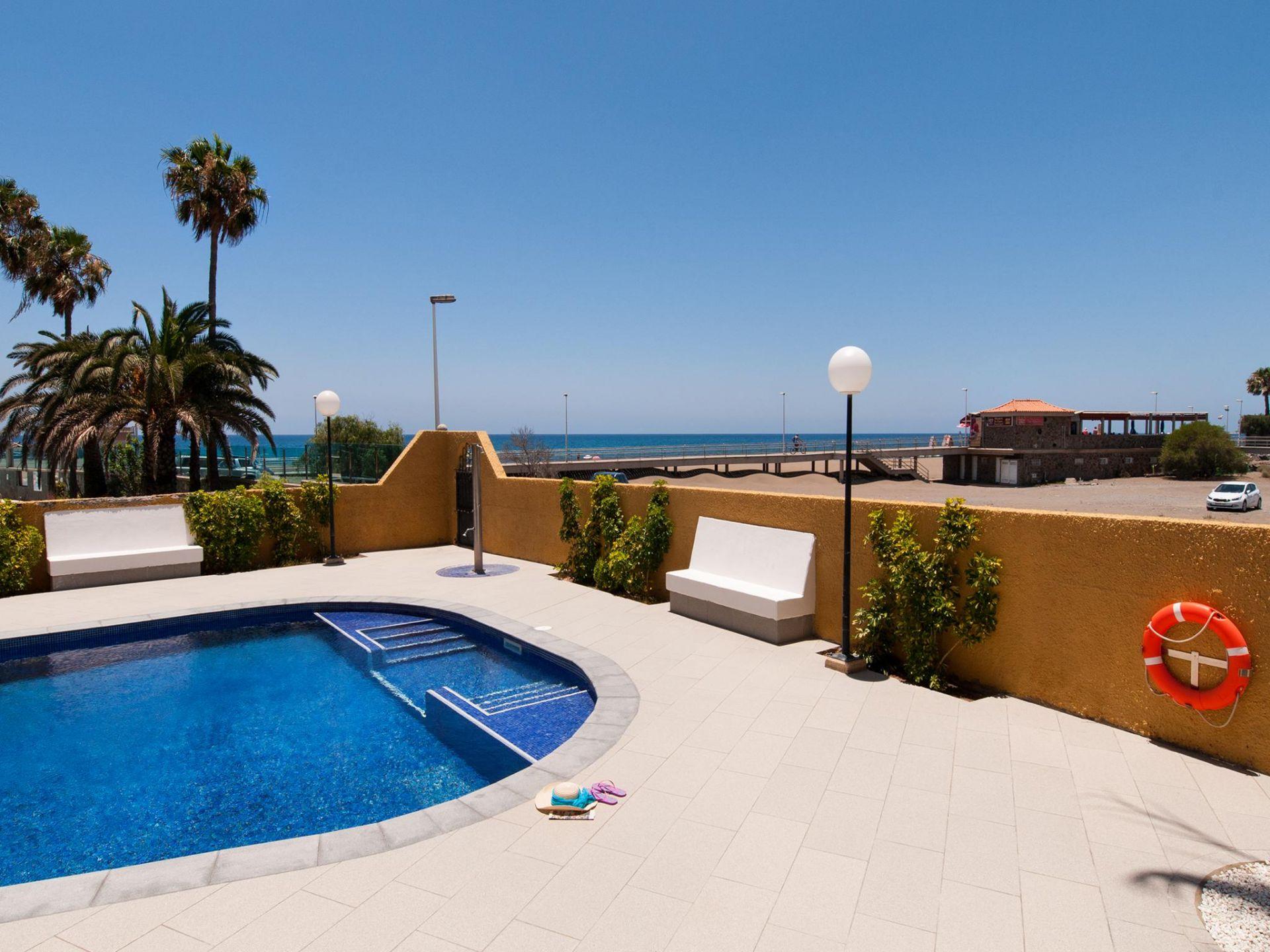 Holiday apartment Beach front apartment in Playa de Las Burras CN (1559316), Maspalomas, Gran Canaria, Canary Islands, Spain, picture 16