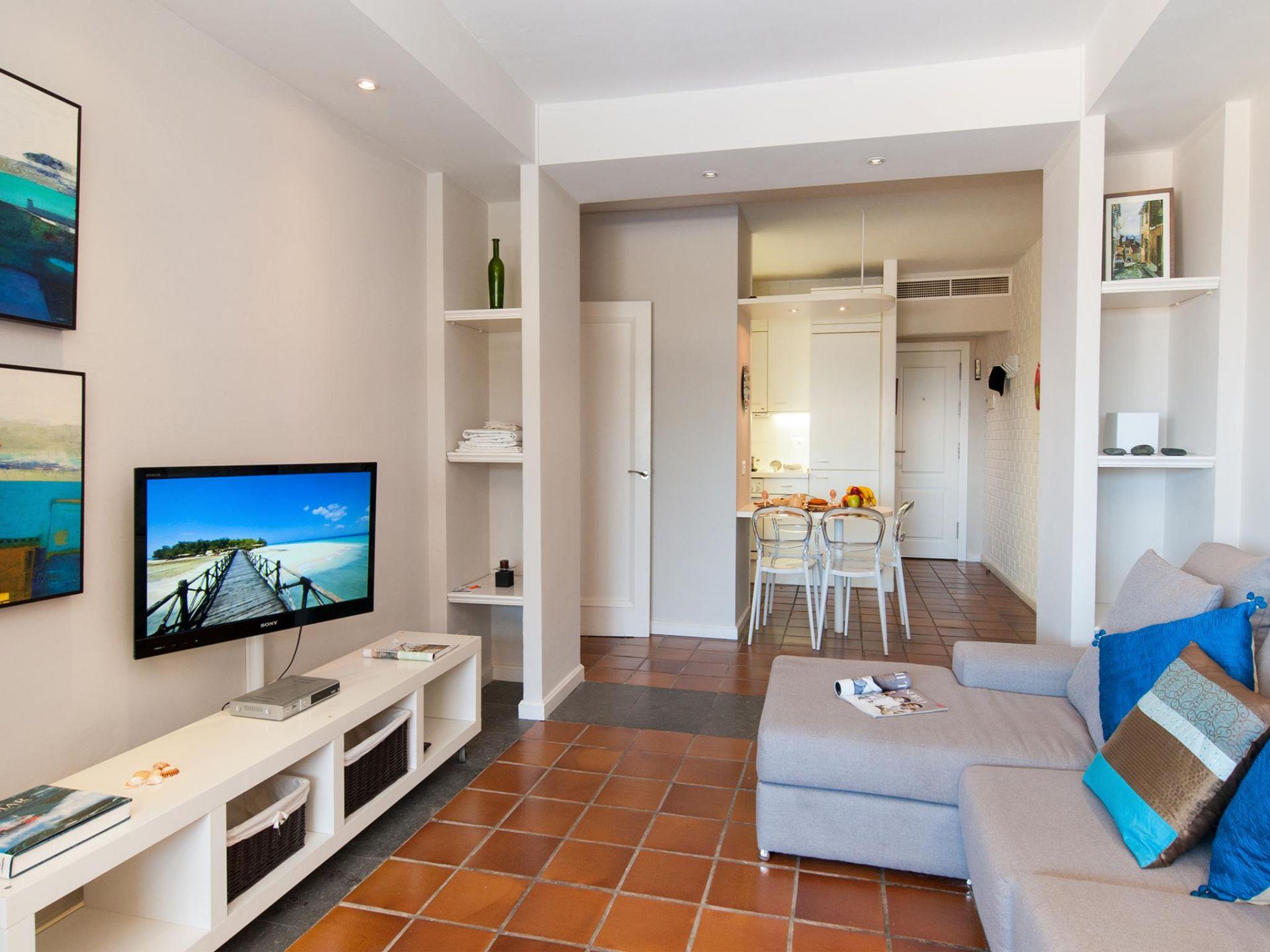 Holiday apartment Beach front apartment in Playa de Las Burras CN (1559316), Maspalomas, Gran Canaria, Canary Islands, Spain, picture 8