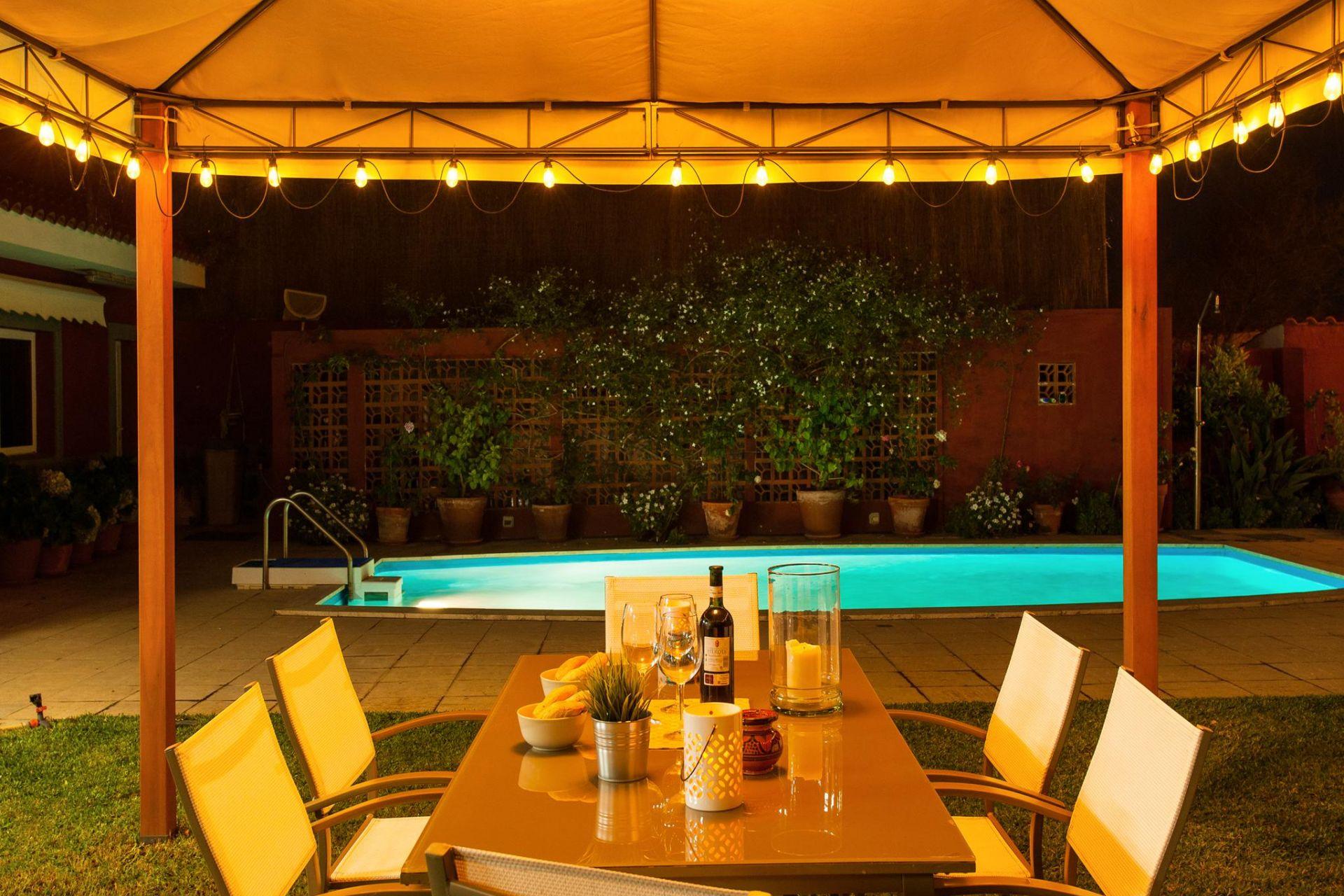 acogedor apartamento en zona rural con piscina privada en