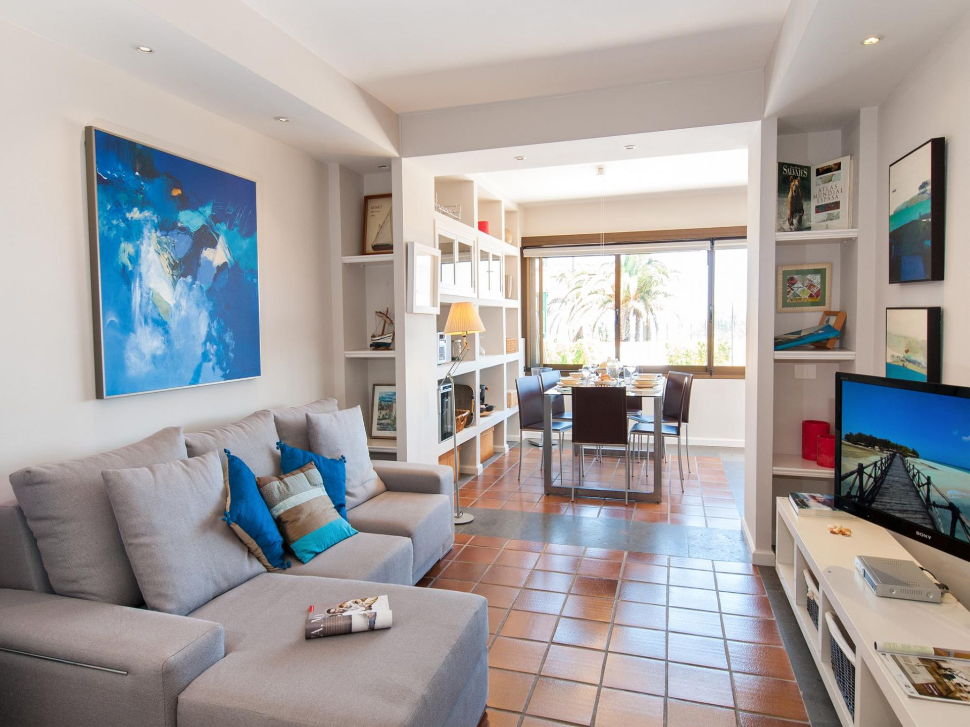 Holiday apartment Beach front apartment in Playa de Las Burras CN (1559316), Maspalomas, Gran Canaria, Canary Islands, Spain, picture 4
