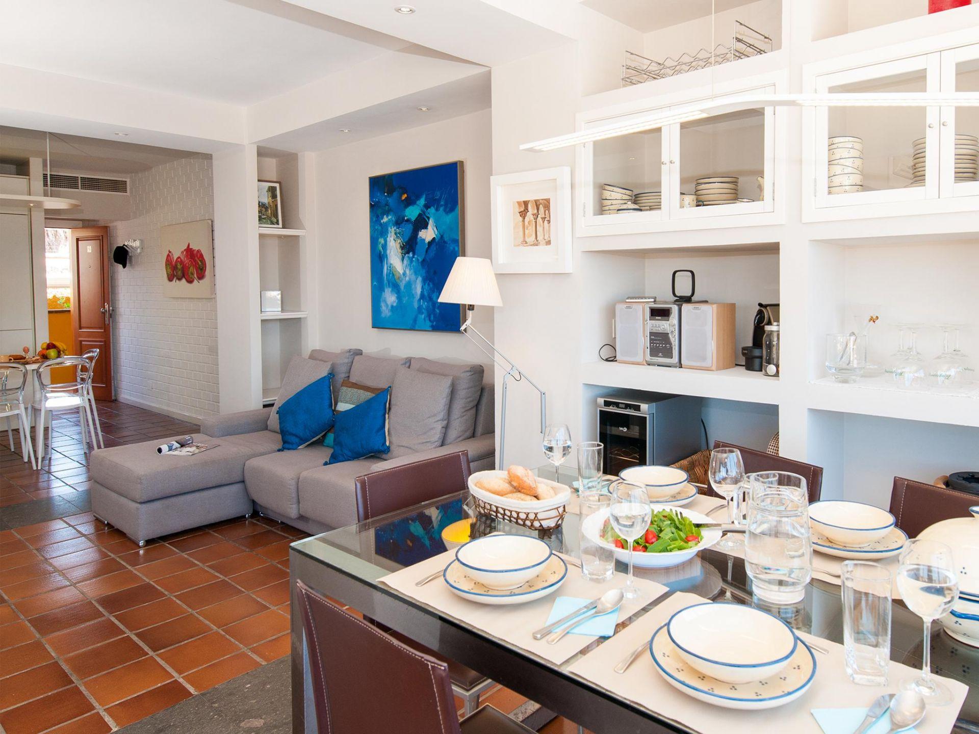Holiday apartment Beach front apartment in Playa de Las Burras CN (1559316), Maspalomas, Gran Canaria, Canary Islands, Spain, picture 6
